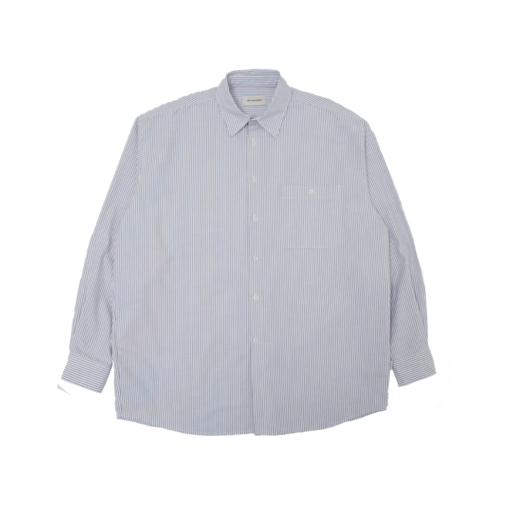 AC 211 BIG REGULAR SHIRT,GRAY
