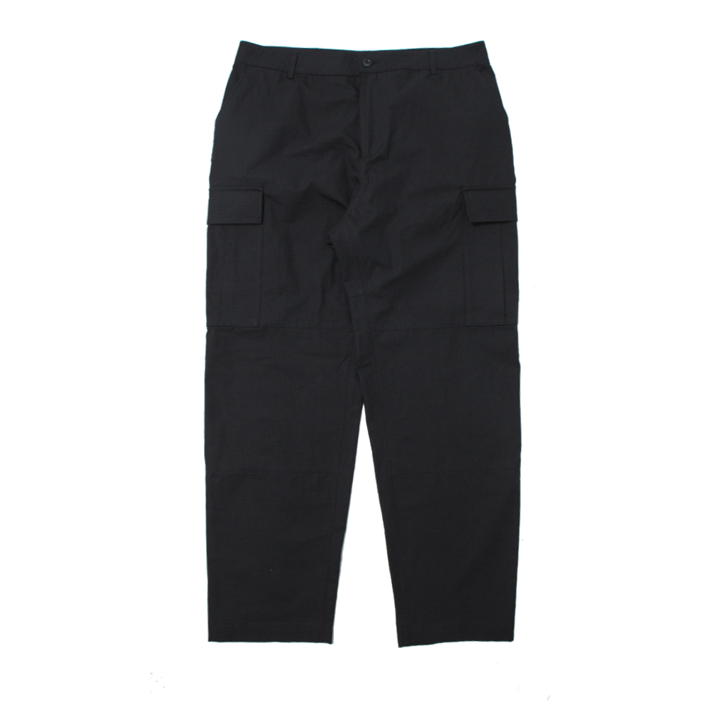 AC CARGO PANTS,BLACK